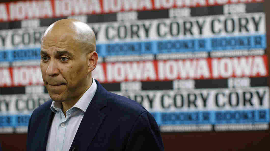 Booker ends presidential bid after polling, money struggles