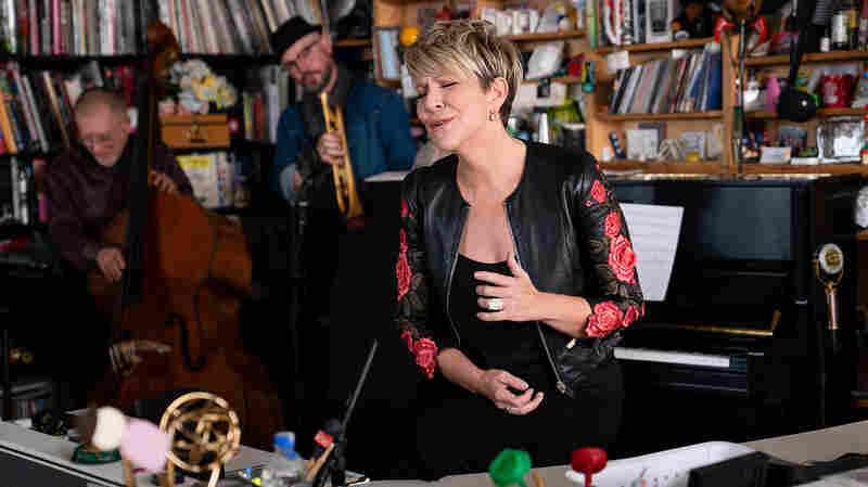 Joyce DiDonato: Tiny Desk Concert