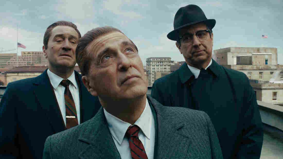 'Can A Person Change?': Martin Scorsese On Gangsters, Death And Redemption