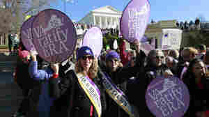For These Women, The Equal Rights Amendment Has Been A Decades-Long Battle