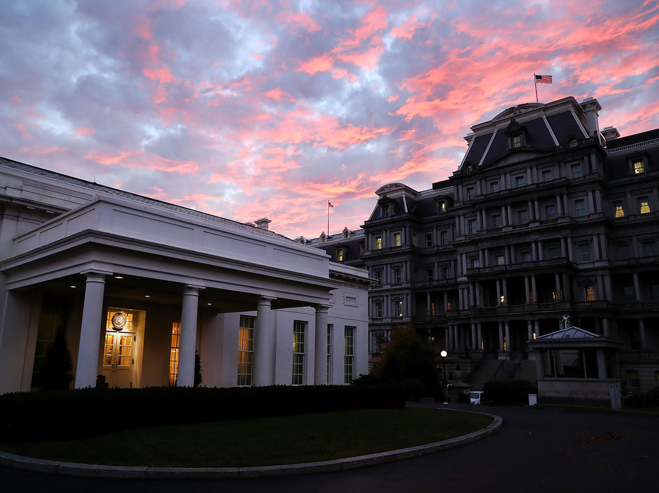 The White House has said that President Trump was acting within his legal authority when he froze military aid to Ukraine. (Mark Wilson/Getty Images)