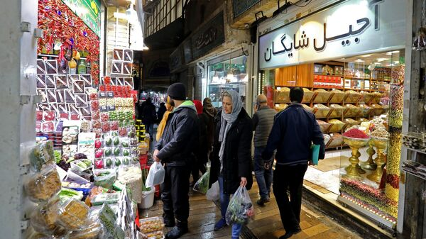 Certain goods, such as food products, are not affected by secondary sanctions on Iran.