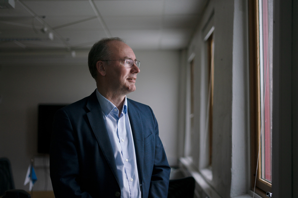 Kjell Stokvik, managing director for the Center for High North Logistics, a Tschudi subsidiary, says developing a major hub could help increase employment in an isolated area with a dwindling population.