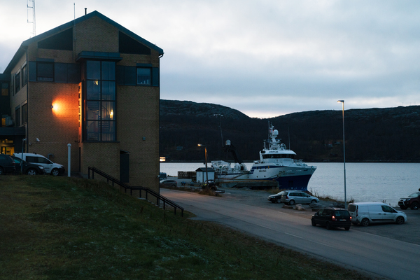 Kirkenes Harbor is currently quiet, but the mayor hopes to build it into a logistical hub 250 miles north of the Arctic Circle.