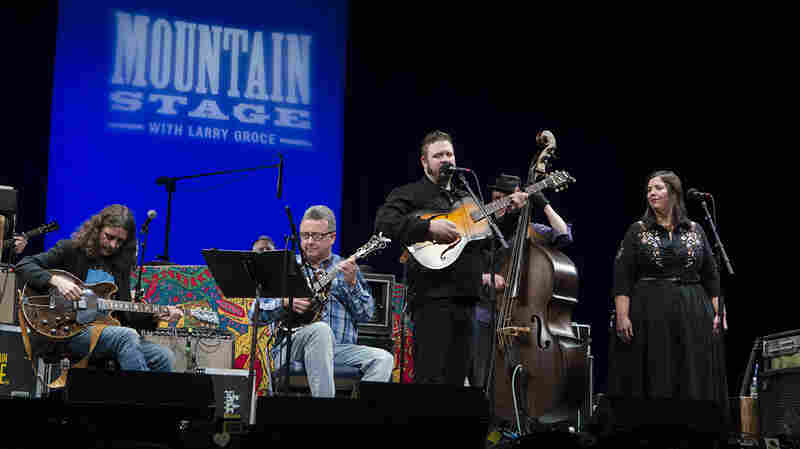 Andrew Adkins On Mountain Stage