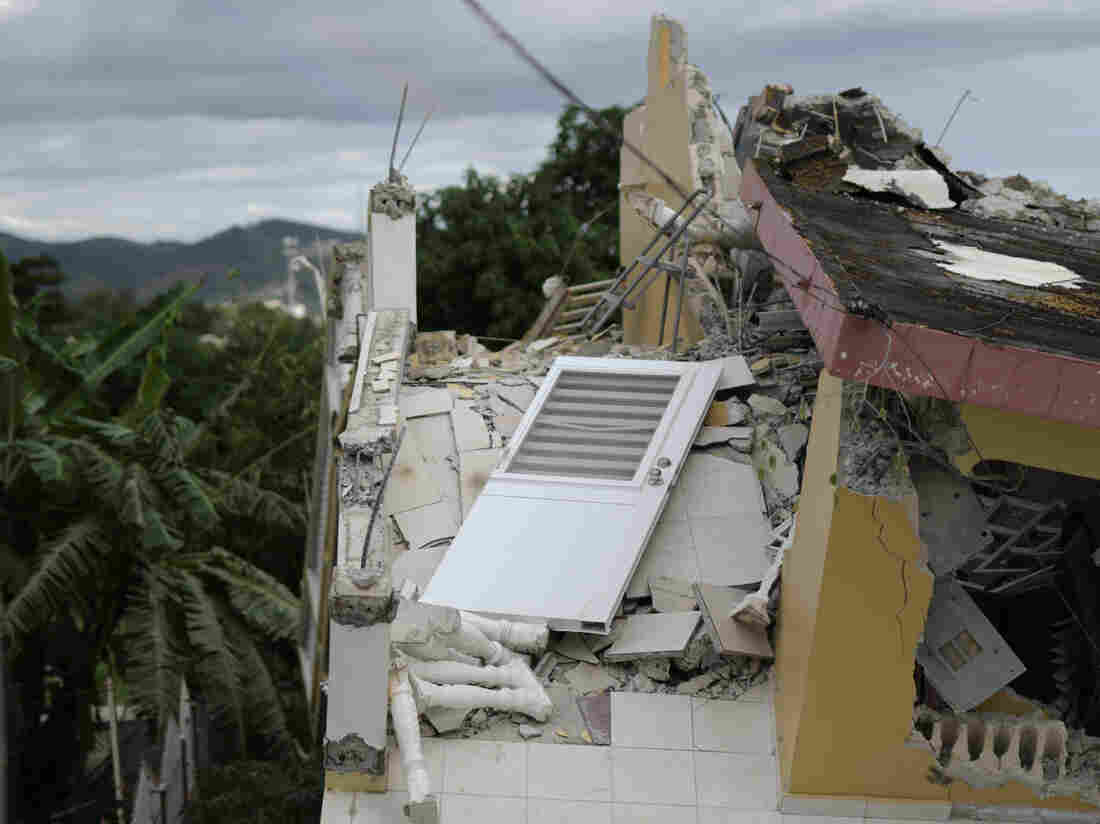 Trump approves Puerto Rico disaster declaration