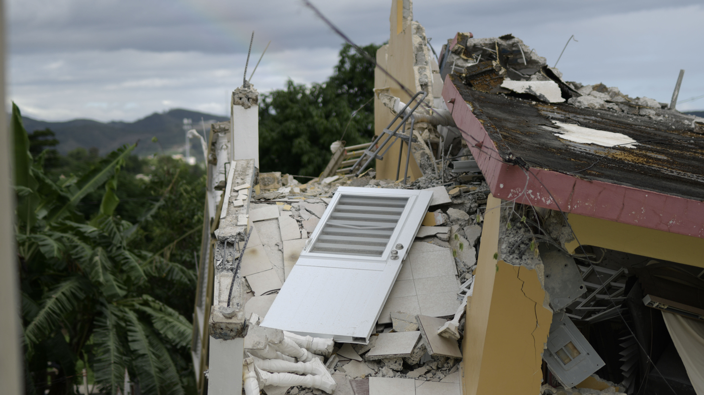 Puerto Rico Relief: Trump Declares Major Disaster After Series Of Earthquakes