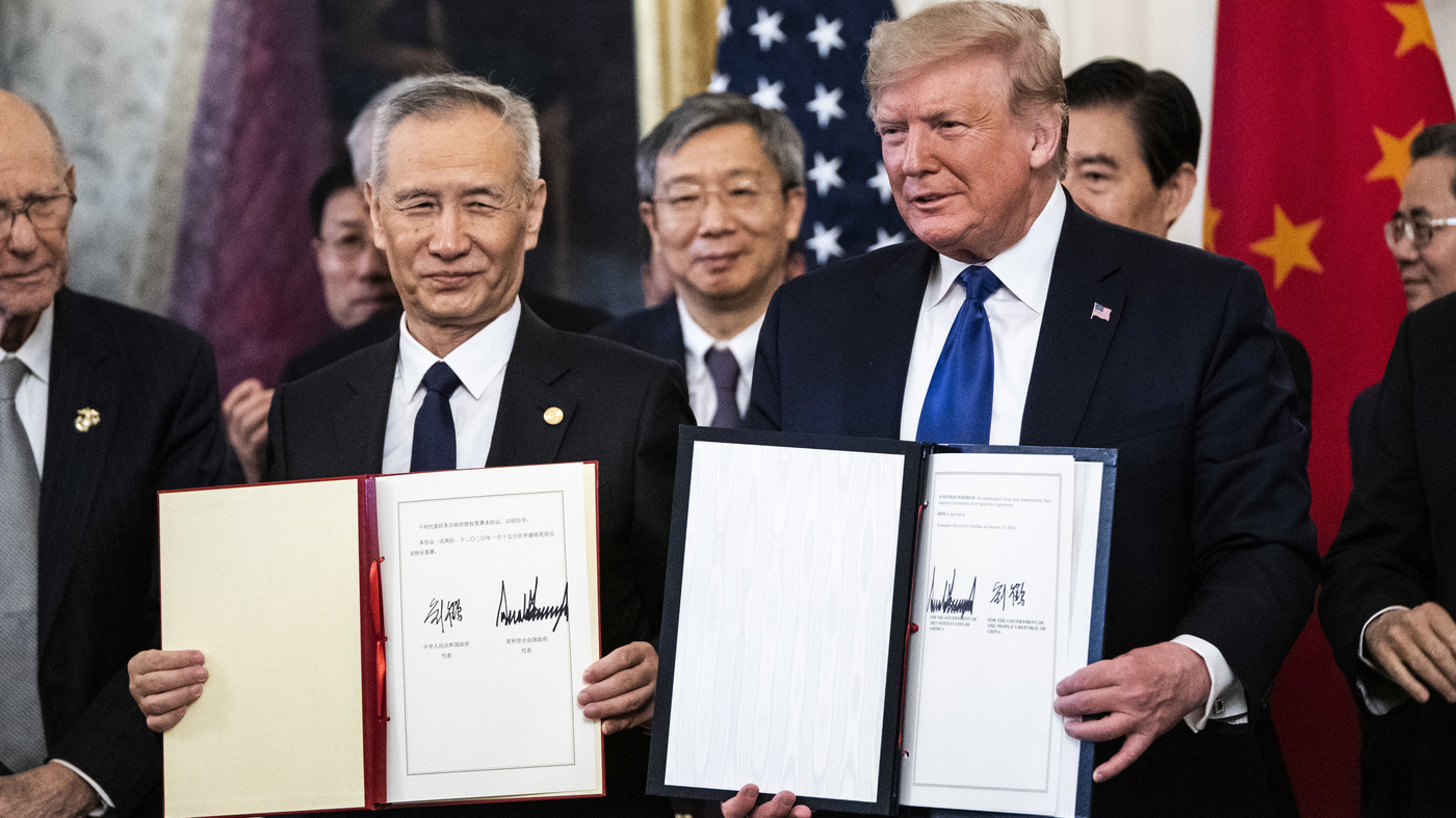 China Trade Deal: A Truce Awakens?