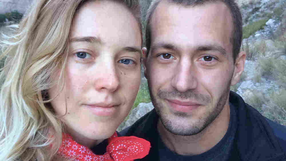 They Fell In Love Helping Drug Users. But Fear Kept Him From Helping Himself