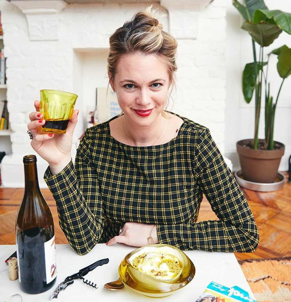 Not My Job: We Quiz Food Writer Alison Roman On Cooking The Books