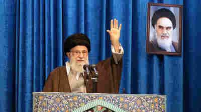 Iran's Ayatollah Slams 'American Clowns' In Rare Friday Prayers Sermon