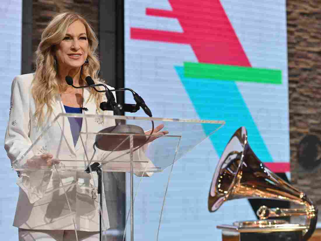 Recording Academy puts chief executive on leave days ahead of Grammys