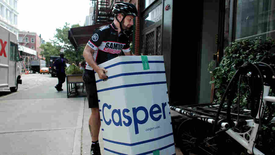 The Cost Of Free: Casper Pays A Price For Generous Mattress Returns