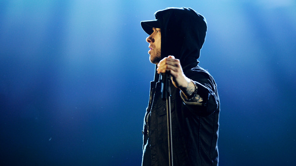 Eminem Releases Surprise Album,  Music To Be Murdered By