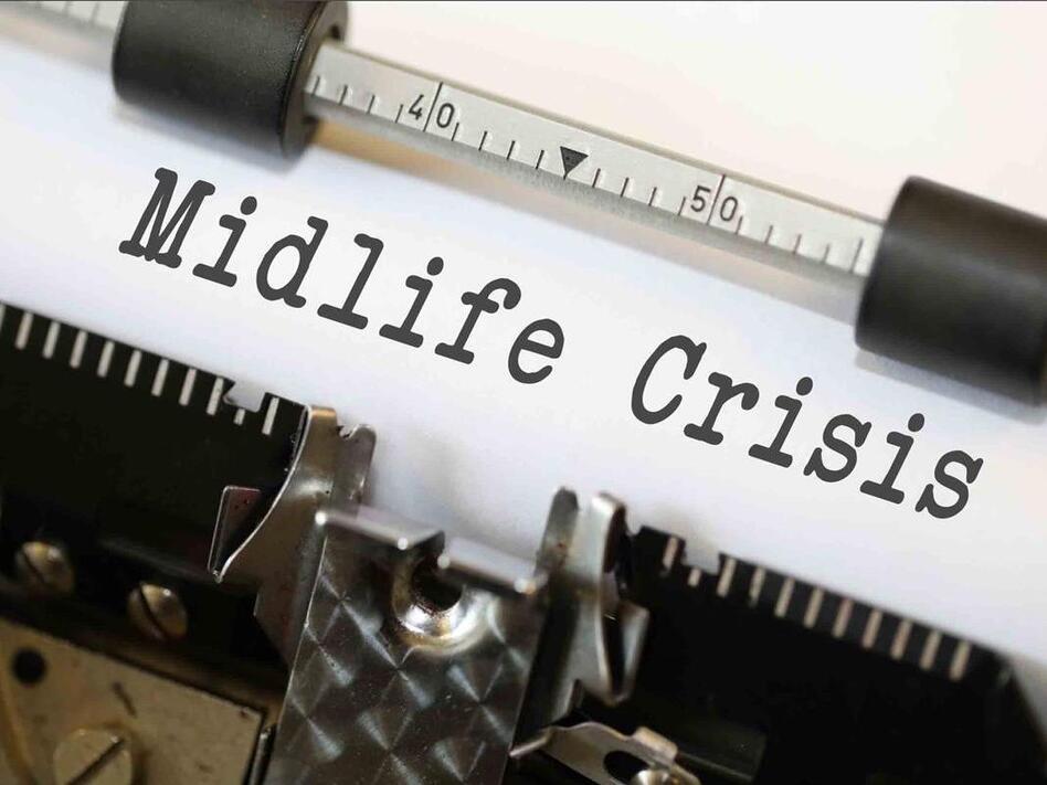 Midlife crisis. (Nick Youngson/ImageCreator)
