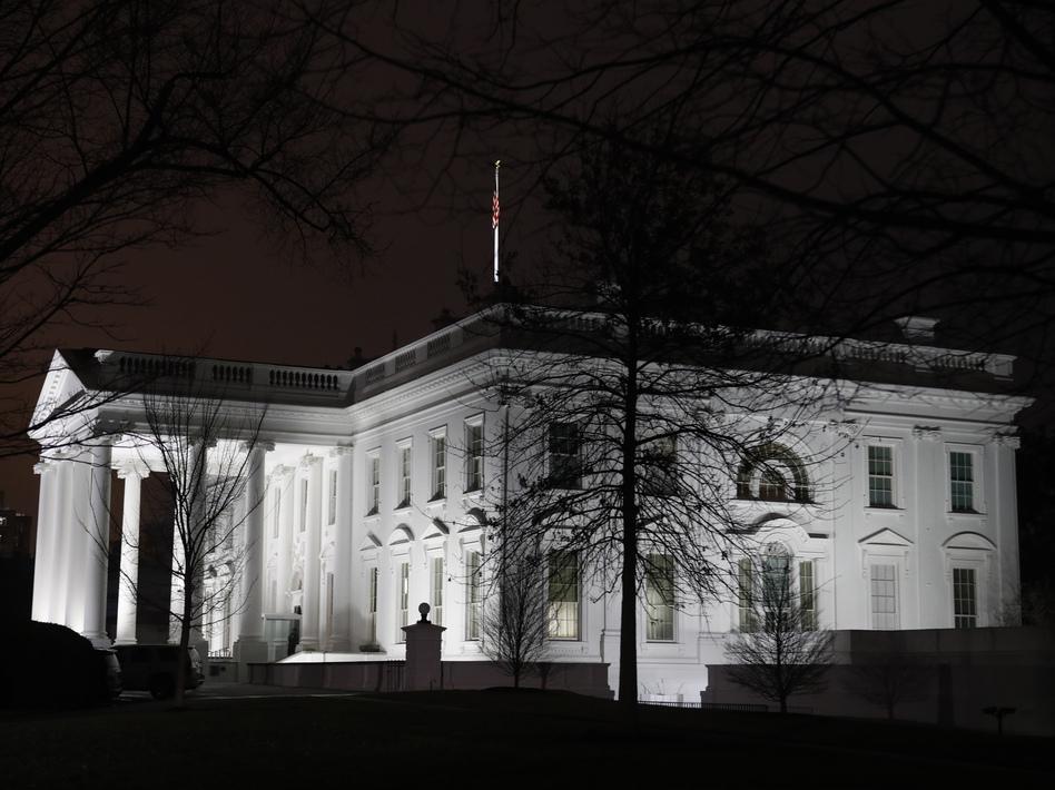 The White House in Washington, on Jan. 14, 2020. (Steve Helber/AP)