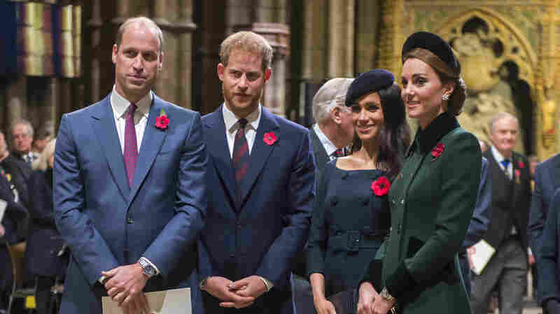 Harry And Meghan Are No Longer Working Members Of The Royal Family, Palace Says