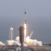 SpaceX Celebrates Test Of Crew Dragon Capsule That Will Carry NASA Astronauts