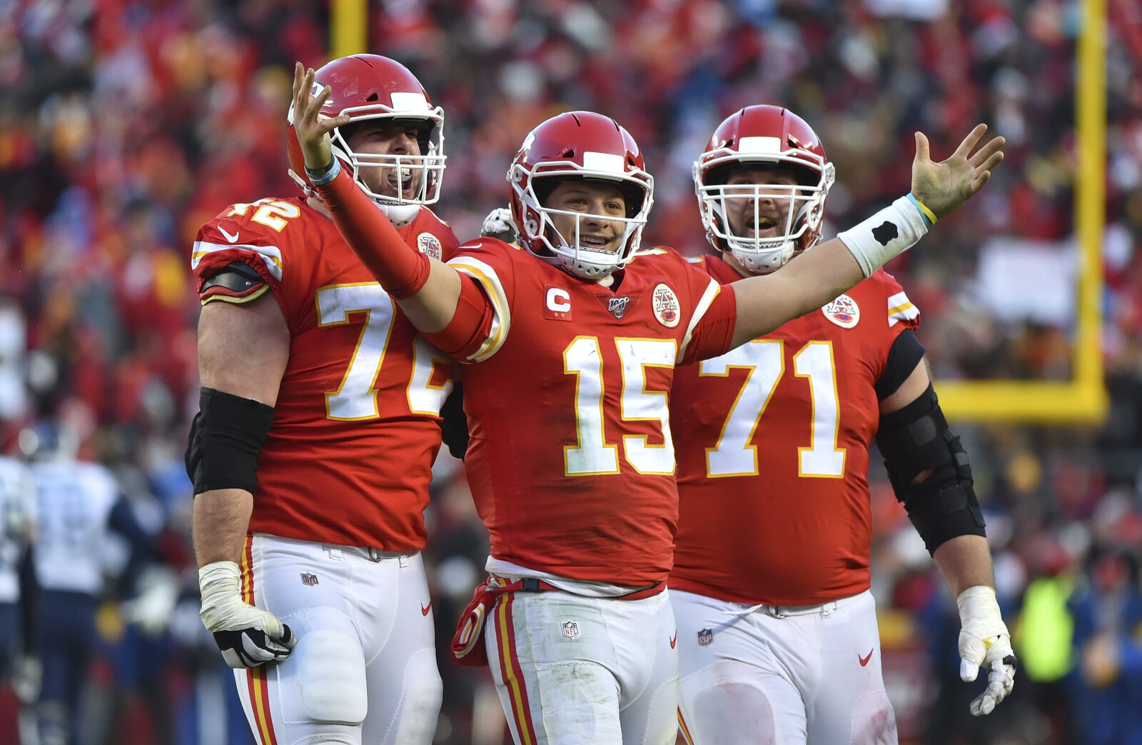 Chiefs, 49ers advance to Super Bowl