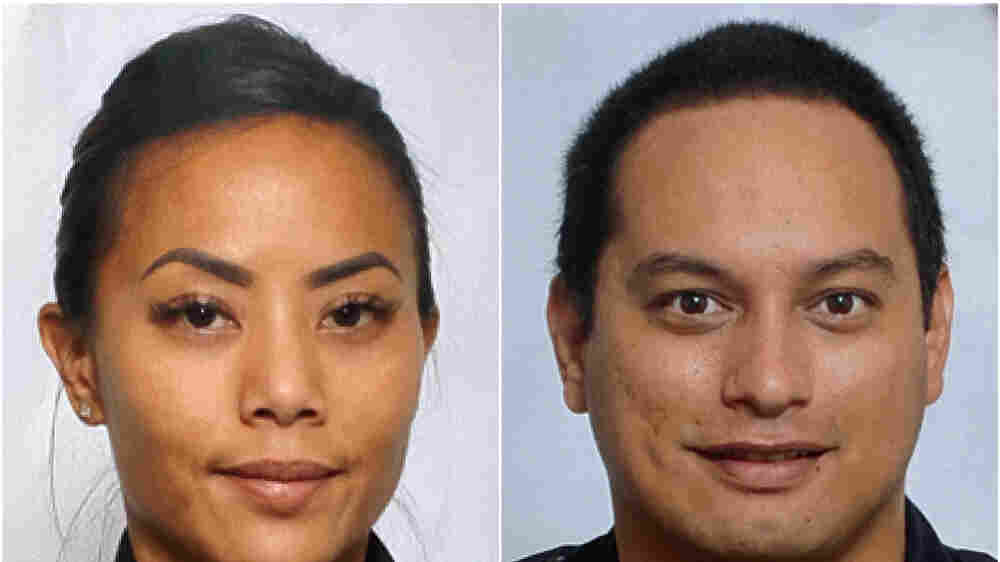 Honolulu Police Search For Remains Of Suspect Who Killed 2 Officers, Set Homes Ablaze
