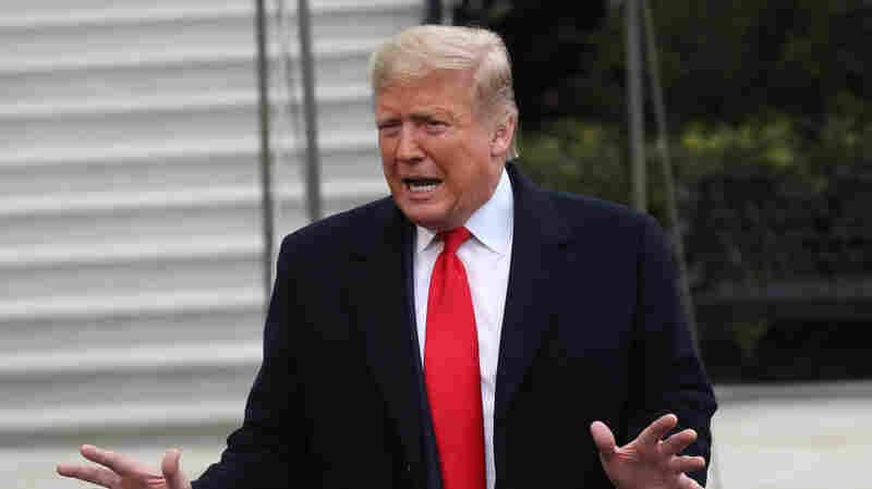 READ: Trump Legal Filing Accuses Democrats Of 'Dangerous Perversion' Of Constitution