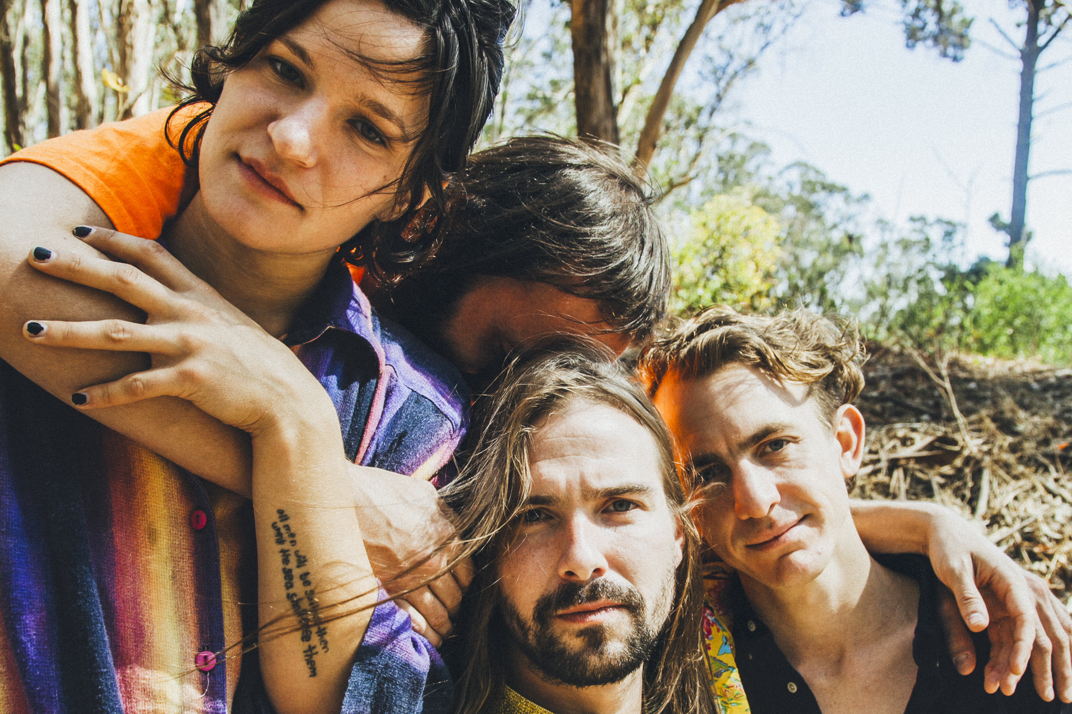 Big Thief's 'U.F.O.F.' And 'Two Hands' Are Two Sides Of The Same Coin