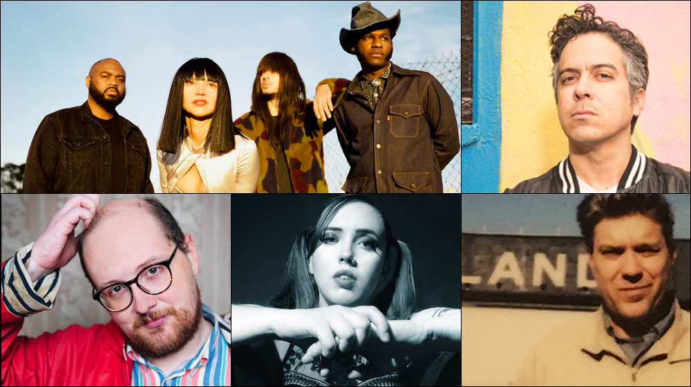 New Mix: Dan Deacon, Soccer Mommy, M. Ward, Khruangbin And Leon Bridges, More