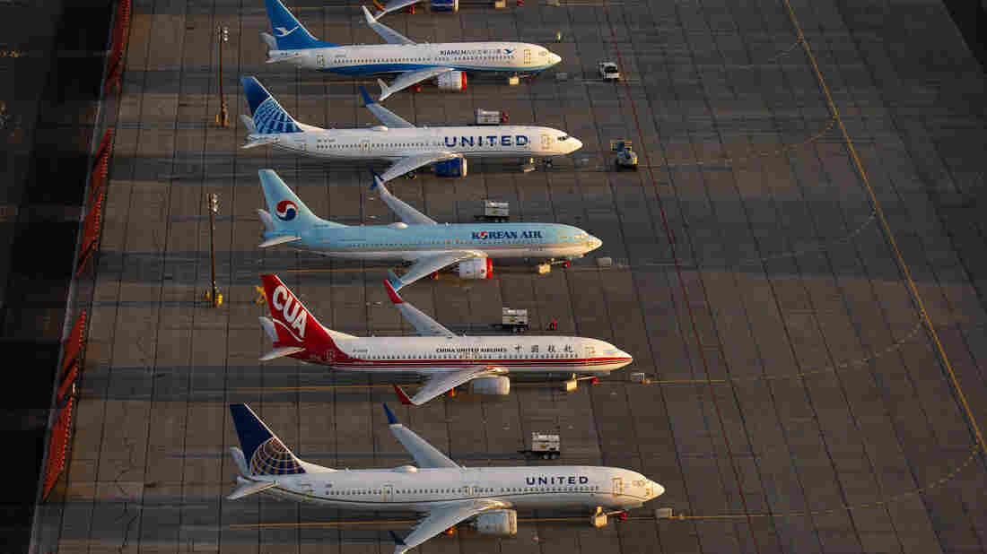 Westlake Legal Group gettyimages-1177754667_wide-3fead3c5289137031a82483408b22bf2f2fe4c07-s1100-c15 Boeing 737 Max May Stay Grounded Into Summer