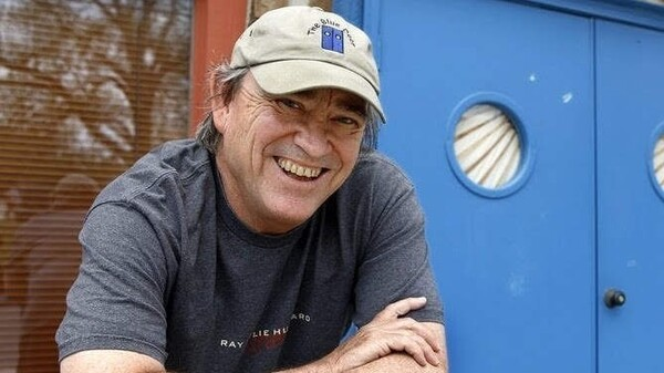 Greg Johnson opened the Blue Door in 1993. Over the past few years, the concert venue has become a hub of liberal activism in a largely conservative state.