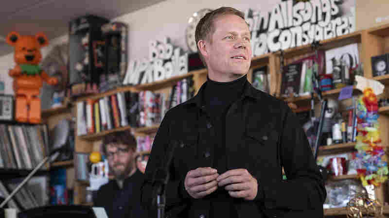 Max Richter: Tiny Desk Concert