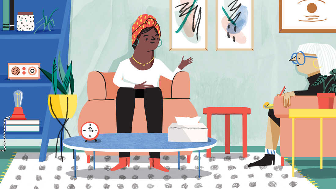 The prospect of starting therapy can feel overwhelming, but prioritizing your mental health is important to your overall health. Life Kit has tips on how to start going to therapy, with a focus on making the first appointment.