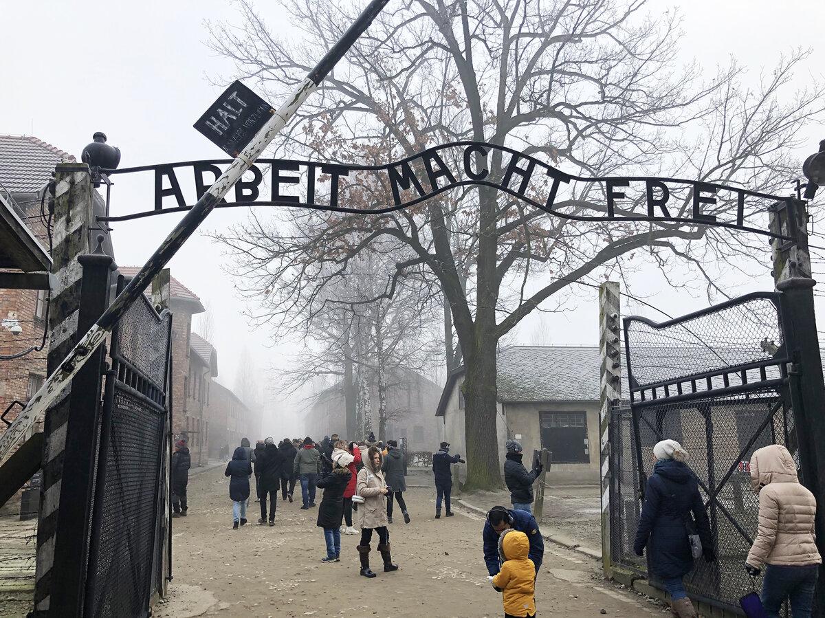 75 yearss after Auschwitz