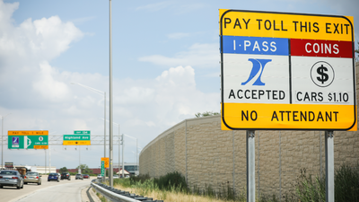 Lawmaker Wants To Shield Your I-Pass Movements From Divorce Attorneys