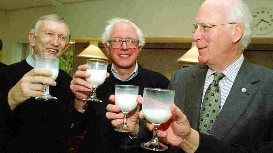 Got Impeachment Trial Milk? These Senators Do