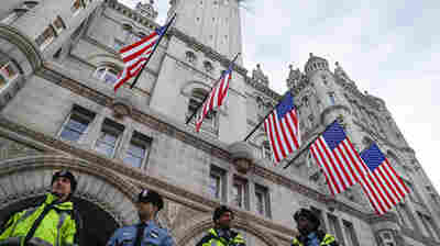 District Of Columbia Sues Inaugural Committee For 'Grossly Overpaying' At Trump Hotel