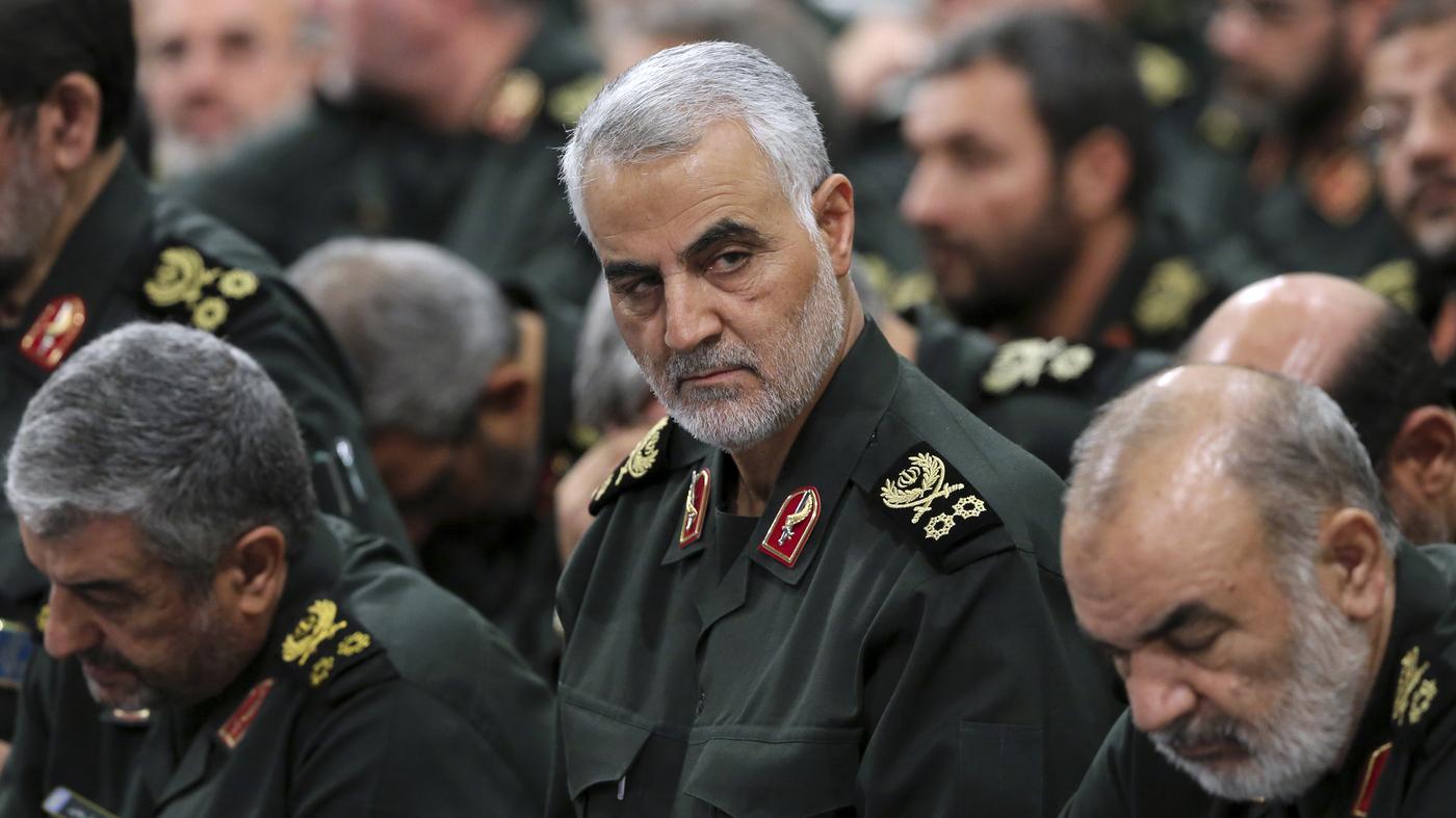 Soleimani's Iran