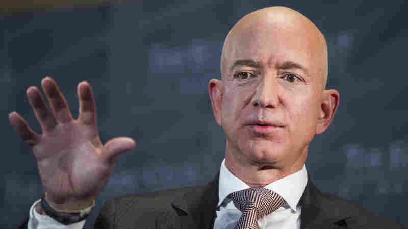 U.N. Urges Probe Of Reported Hacking Of Jeff Bezos' Phone By Saudi Arabia