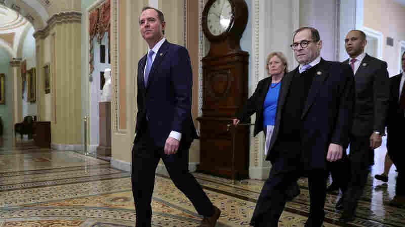 Impeachment Trial Recap: Senators Implored To Consider Magnitude Of The Moment