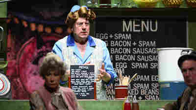 A Very Naughty Boy: Remembering Monty Python's Terry Jones