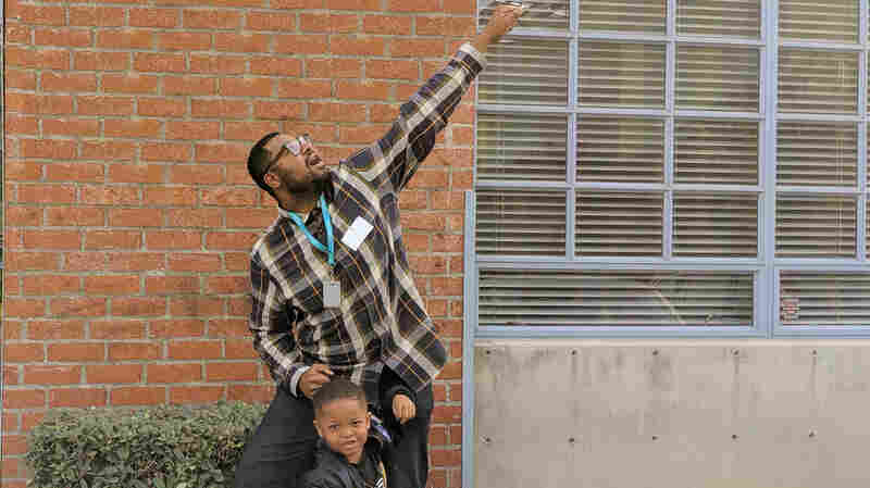 A NASA Engineer Tells 6-Year-Old Nephew To Aim High