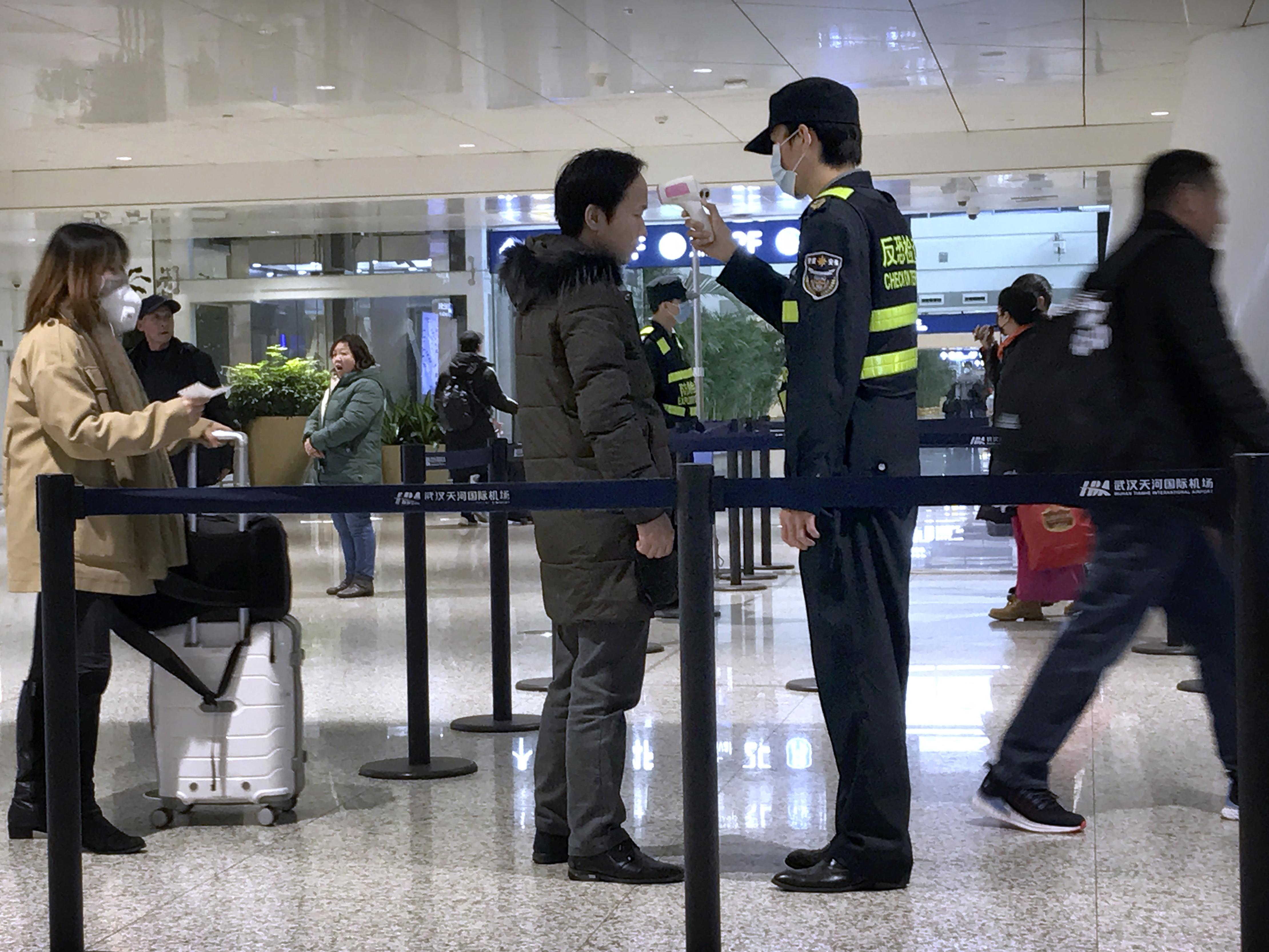 Can Airport Screening Help Stop The Spread Of Wuhan Coronavirus?