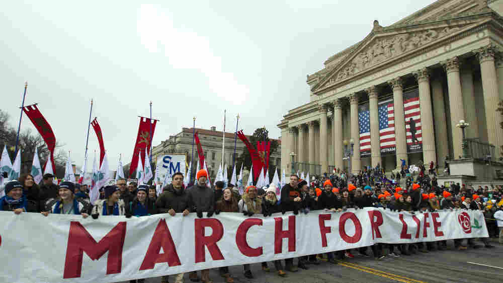 President Trump To Face Friendly Crowd At March For Life