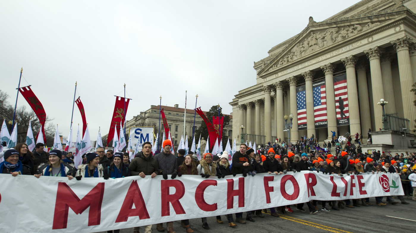 President Trump To Face Friendly Crowd At March For Life thumbnail