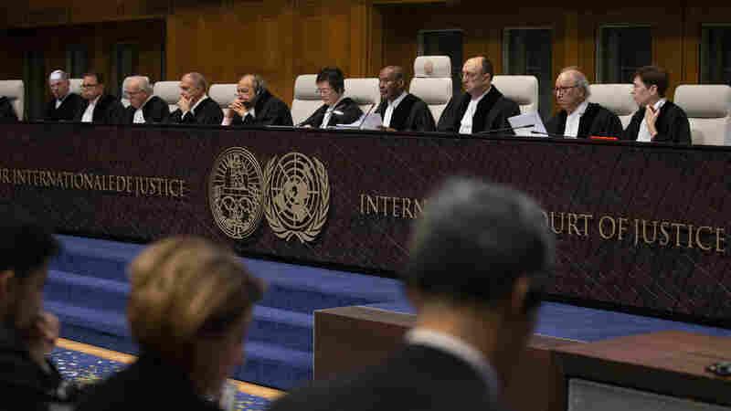 Myanmar Must Prevent Genocide Of Rohingya, U.N. Court Rules