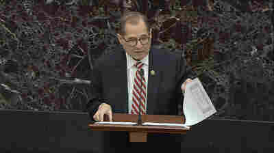 Impeachment Trial Recap: Congress Has The Power, Democrats Argue