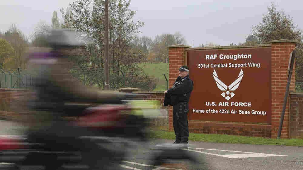 U.S. Won't Hand Over American Diplomat's Wife Wanted In Fatal U.K. Car Crash