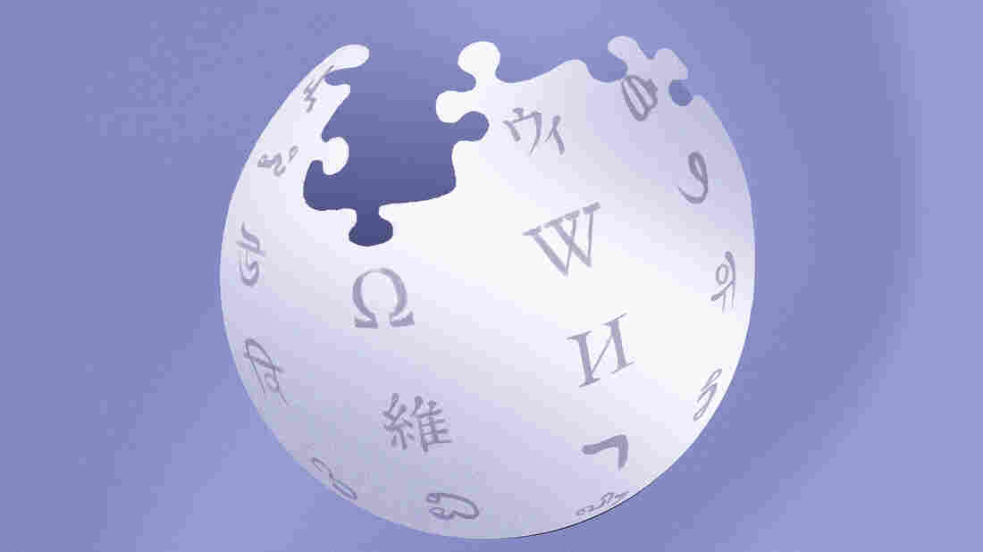 Jimmy Wales launched Wikipedia in 2001.