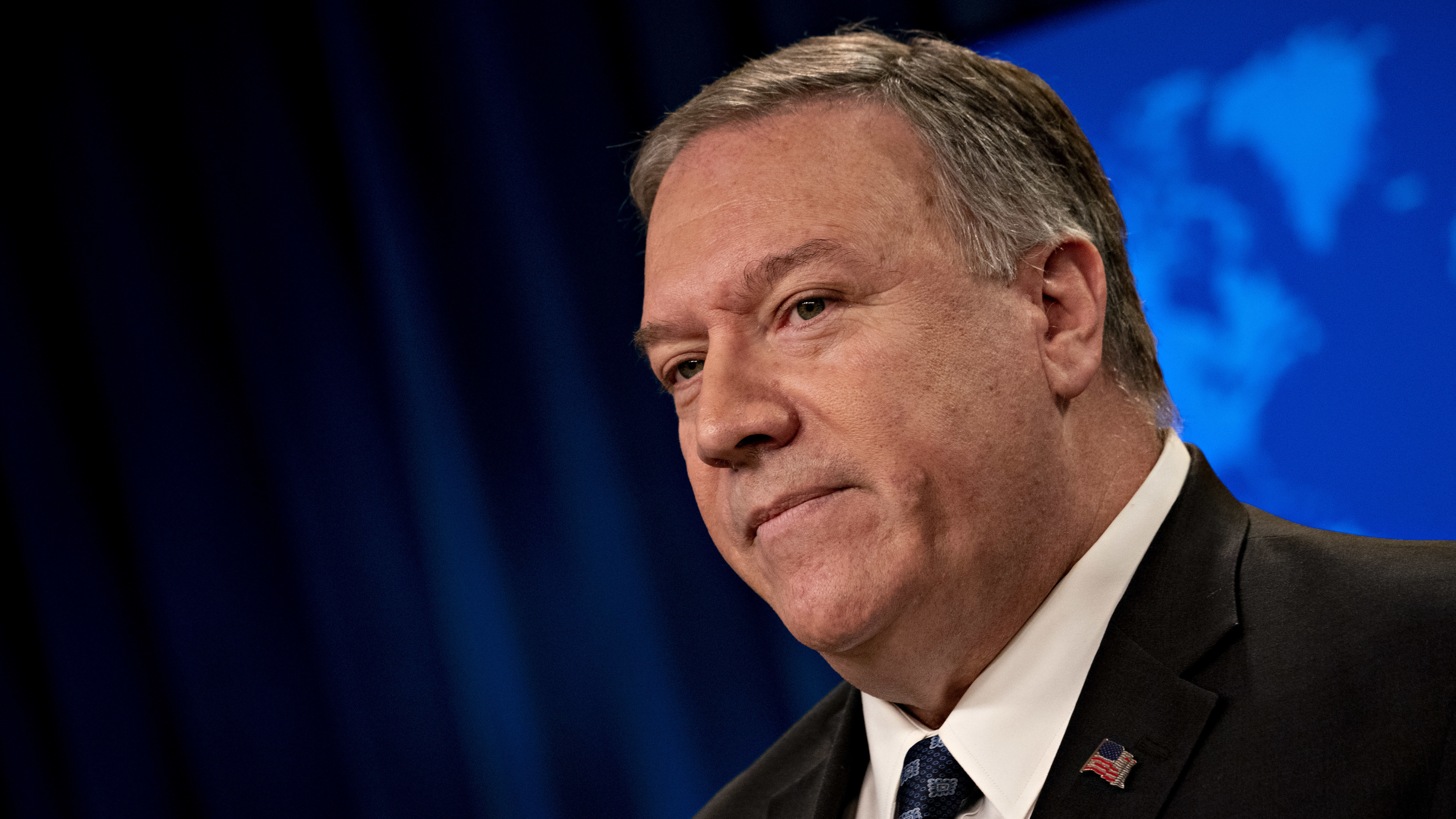 Transcript: NPR's Full Interview With Secretary Of State Mike Pompeo