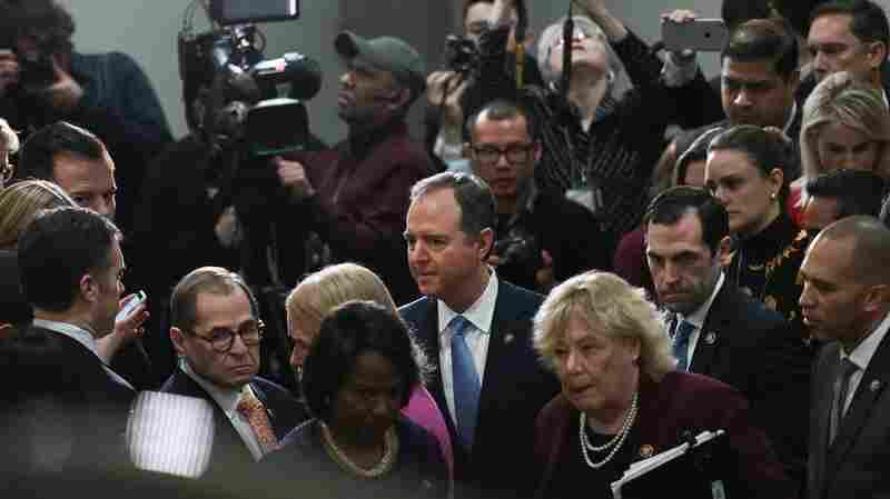 Trump Impeachment Recap: Dems Wrap With Exhortation To Act