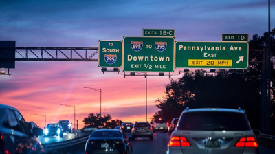 D.C. Has Some Of The Longest Commutes In The Country. What Help Is Available?
